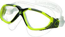 Aqua Sphere Vista Swim Mask Clear Lens Goggles