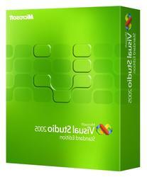 Microsoft Visual Studio Standard 2005