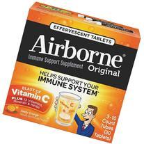 Airborne Vit-C Effervescent Tablets