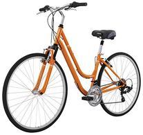 Diamondback Bicycles Women's Vital 1 Complete Hybrid Bike,