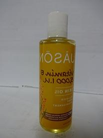 JASON Vitamin E 5,000 IU All-Over Body Nourishment Oil, 4