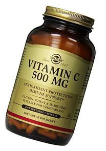 Vitamin C 500mg Solaray 100 Caps