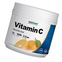 Nutricost Vitamin C Powder 2.2LB  - Pure Vitamin C - Immune