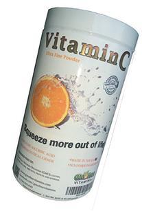 Vitamin C Powder, L Ascorbic Acid, Non GMO, Made in UK,