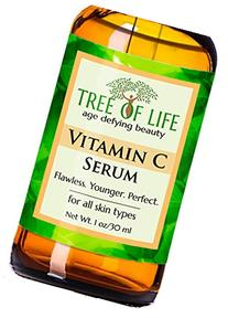 Vitamin C Serum - 72% Organic - Anti Wrinkle Serum for Face