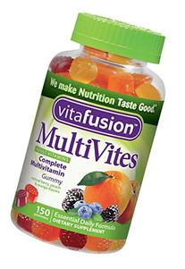 VITAFUSION GUMMIES MULTI-VITE 150