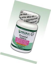 Madina Vitamins - Halal Prenatal Vitamins Gluten Free