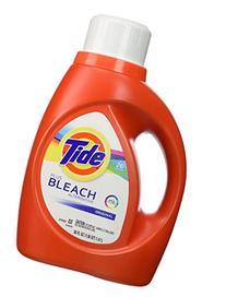 Tide plus bleach alternative Original Scent Liquid Laundry