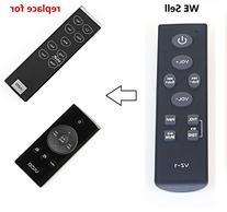 NetTech vz1 Vizio Universal Sound Bar Remote Control - for
