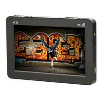 "Ikan VL7e 7"" HDMI Field Monitor with Canon E6 Battery Plate"