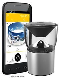 VSN Mobil VN0214F06 V.360 Degree HD Video Camera Kit