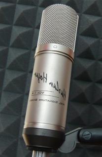 VO: 1-A Harlan Hogan Signature Series Microphone - The