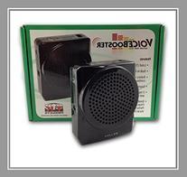 VoiceBooster Voice Amplifier 12watts Black MR1505  by TK