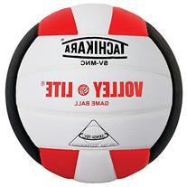 Tachikara SVMN SCL/WH/BLK Volley-Lite Micro-Fiber Volleyball