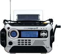 Kaito Voyager Pro KA600 Digital Solar/Dynamo AM/FM/LW/SW &