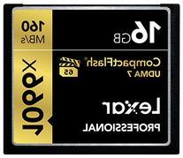 Lexar Professional 1066x 16GB VPG-65 CompactFlash card  w/