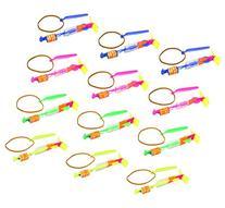 Set of 12 VT LED Light Up Sling Shot Flare Arrow Party Favor
