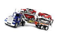 VT Rush Power Max Transporter Semi Trailer Toy Truck Ready