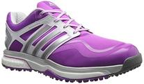 adidas Women's W Adipower S Boost Golf Shoe, Flash Pink/