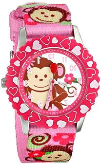 Red Balloon Kids' W001237 Monkey Stainless Steel Watch with