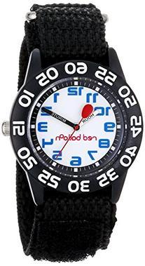 Red Balloon Kids' W001897 Analog Display Analog Quartz Black