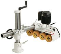 Shop Fox W1769 Power Feeder - 1 HP, 4 Roller, Three-Phase