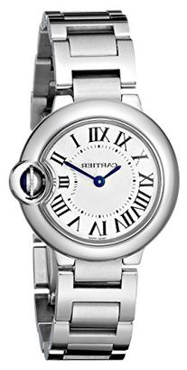 Cartier Women's W69010Z4 Ballon Bleu Stainless Steel Dress