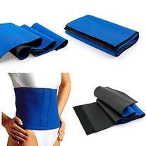 Waist Trimmer Sweat Fat Cellulite Burner Body Leg Slimming
