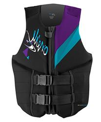 O'Neill Wake Waterski Women's Reactor 3 USCG Vest