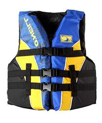 O'Neill Wake Waterski Youth Superlite USCG Vest User Weight