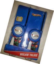 Hot Wheels Walkie Talkies