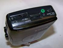 SONY WALKMAN Cassette AM FM Radio Model WM-FX10 Belt Clip