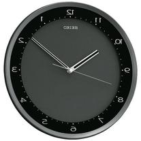 "Seiko 12.25"" Wall Clock"