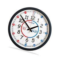 EasyRead Time Teacher Children's Wall Clock with simple 3-