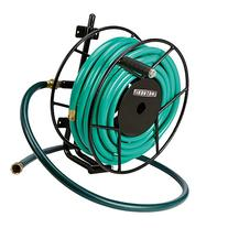Ironton Wall-Mount Garden Hose Reel - Holds 100ft. x 5/8in.