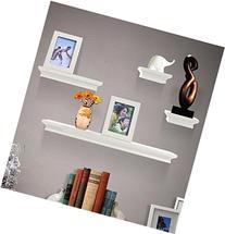 Shelving Solution 6 Pieces Wall Shelf Set