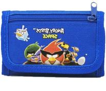 Angry Birds Wallet - Blue