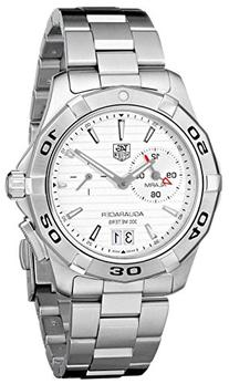 TAG Heuer Men's WAP111Y.BA0831 Stainless Steel Analog with