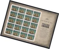The War of 1812: USS Constitution US Forever Postage Stamps