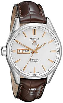 TAG Heuer Men's WAR201D.FC6291 Carrera Analog Display Analog