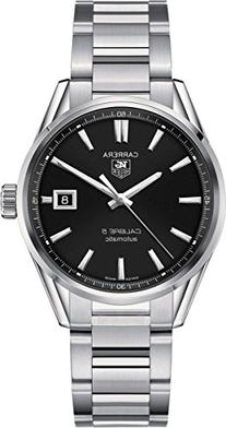 TAG Heuer Men's WAR211A.BA0782 Carrera Automatic Stainless