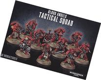 1 X Warhammer 40K Blood Angels Tactical Squad