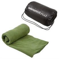Bundle Monster Warm Cozy Microfiber Fleece Adult Sleeping