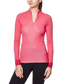 Helly Hansen Women's Warm Freeze 1/2 Zip Base Layer Top,