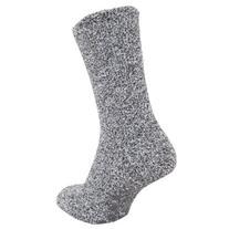 FLOSO® Mens Warm Slipper Socks with Rubber Non Slip Grip
