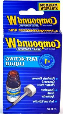 Compound W Compound W Wart Remover - Maximum Strength Liquid, 0.31 oz