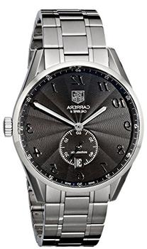 Tag Heuer Men's WAS2110.BA0732 Carrera Black Dial Dress