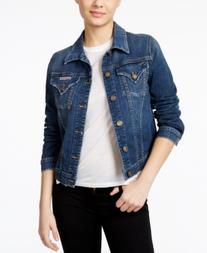 Hudson Jeans Free State Wash Denim Jacket
