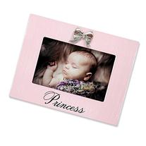 Lawrence Frames Wash Princess Picture Frame Bow Ornament, 6