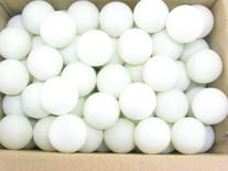 Washable Plastic Beer Pong Balls 1 Gross